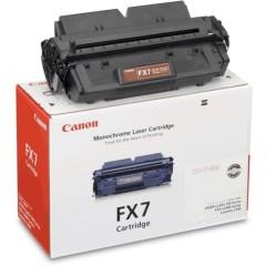 Toner do tiskárny Originální toner CANON FX7 (Černý)
