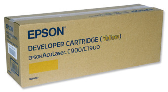 Originální toner EPSON C13S050097 (Žlutý)