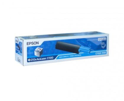 Originální toner EPSON C13S050189 (Azurový)