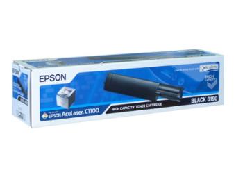 Originální toner EPSON C13S050190 (Černý)