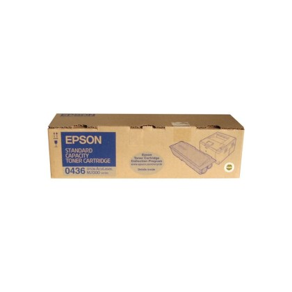 Originální toner EPSON C13S050436 (Černý)
