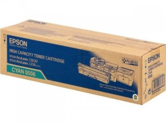 Originální toner EPSON C13S050556 (Azurový)