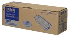Toner do tiskárny Originální toner EPSON C13S050582 (Černý)