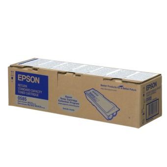 Originální toner EPSON C13S050585 (Černý)