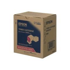 Toner do tiskárny Originální toner Epson C13S050591 (Purpurový)