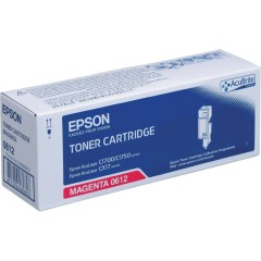 Toner do tiskárny Originální toner EPSON C13S050612 (Purpurový)
