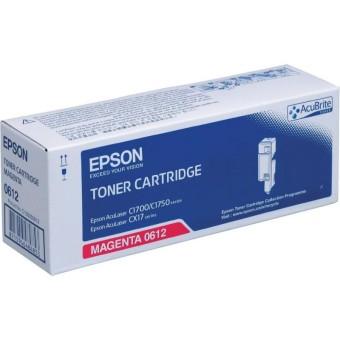Originální toner EPSON C13S050612 (Purpurový)