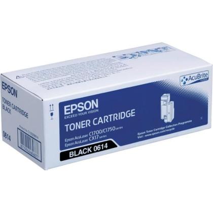Originální toner EPSON C13S050614 (Černý)