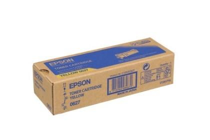 Originální toner EPSON C13S050627 (Žlutý)