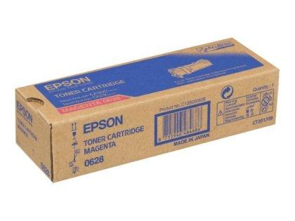 Originální toner EPSON C13S050628 (Purpurový)