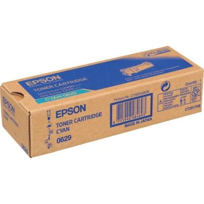 Originální toner EPSON C13S050629 (Azurový)