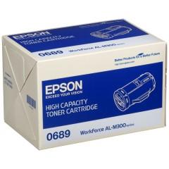 Toner do tiskárny Originální toner EPSON C13S050689 (Černý)