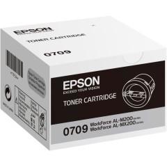 Toner do tiskárny Originální toner EPSON C13S050709 (Černý)