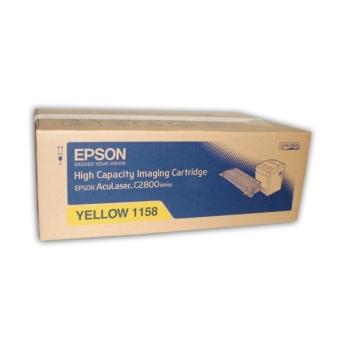 Originální toner EPSON C13S051158 (Žlutý)