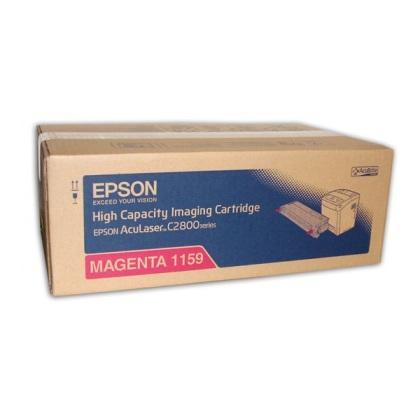 Originální toner EPSON C13S051159 (Purpurový)
