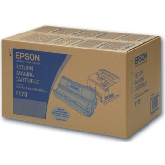 Originální toner Epson C13S051173 (Černý)