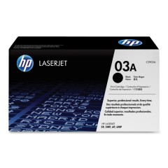 Toner do tiskárny Originální toner HP 03A, HP C3903A (Černý)