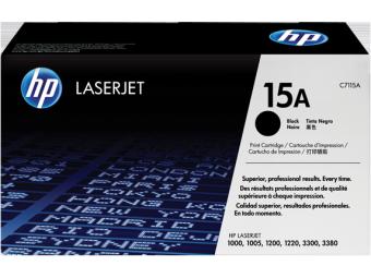 Originální toner HP 15A, HP C7115A (Černý)