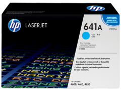 Toner do tiskárny Originální toner HP 641A, HP C9721A (Azurový)