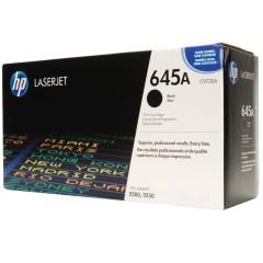 Toner do tiskárny Originální toner HP 645A, HP C9730A (Černý)