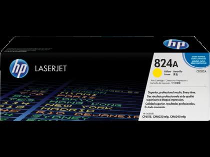 Originální toner HP 824A, HP CB382A (Žlutý)