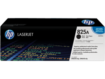 Originální toner HP 825A, HP CB390A (Černý)