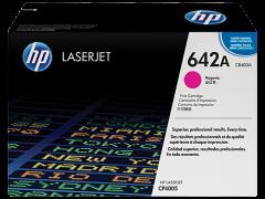 Toner do tiskárny Originální toner HP 642A, HP CB403A (Purpurový)