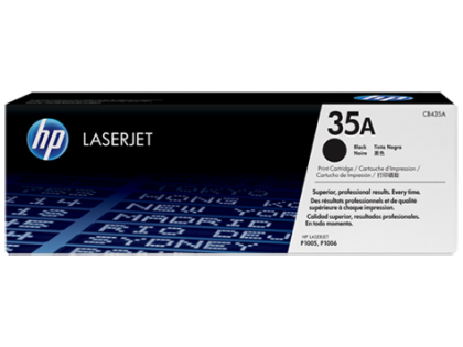Originální toner HP 35A, HP CB435A (Černý)