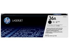 Toner do tiskárny Originální toner HP 36A, HP CB436A (Černý)