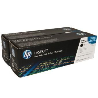 Originální tonery HP 125A, HP CB540AD (Černý) multipack