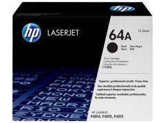 Toner do tiskárny Originální toner HP 64A, HP CC364A (Černý)