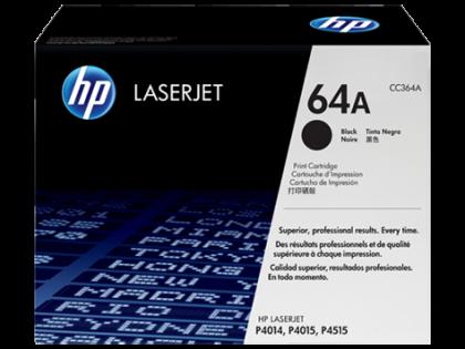 Originální toner HP 64A, HP CC364A (Černý)