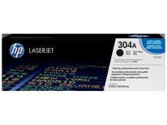 Toner do tiskárny Originální toner HP 304A, HP CC530A (Černý)