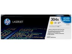 Cartridge do tiskárny Originální toner HP 304A, HP CC532A (Žlutý)