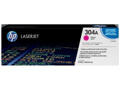 Cartridge do tiskárny Originální toner HP 304A, HP CC533A (Purpurový)