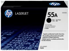 Toner do tiskárny Originální toner HP 55A, HP CE255A (Černý)