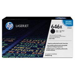 Toner do tiskárny Originální toner HP 646X, HP CE264X (Černý)