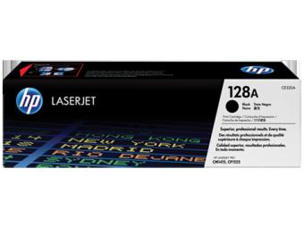 Originální toner HP 128A, HP CE320A (Černý)
