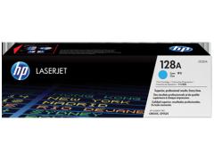 Toner do tiskárny Originální toner HP 128A, HP CE321A (Azurový)