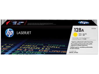 Originální toner HP 128A, HP CE322A (Žlutý)