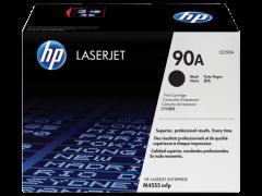 Toner do tiskárny Originální toner HP 90A, HP CE390A (Černý)