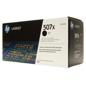Originální toner HP 507X, HP CE400X (Černý)