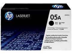 Toner do tiskárny Originální toner HP 05A, HP CE505A (Černý)