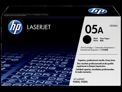 Originální toner HP 05A, HP CE505A (Černý)
