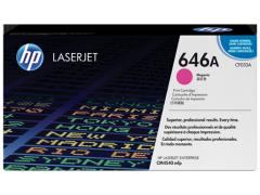 Toner do tiskárny Originální toner HP 646A, HP CF033A (Purpurový)