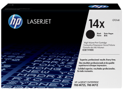 Toner do tiskárny Originální toner HP 14X, HP CF214X (Černý)