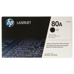 Toner do tiskárny Originální toner HP 80A, HP CF280A (Černý)