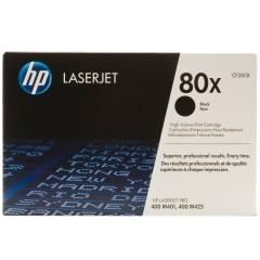 Toner do tiskárny Originální toner HP 80X, HP CF280X (Černý)