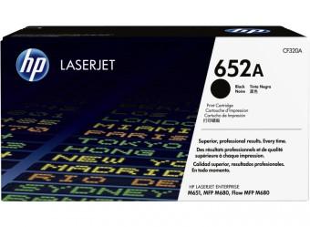 Originální toner HP 652A, HP CF320A (Černý)