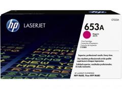 Toner do tiskárny Originální toner HP 653A, HP CF323A (Purpurový)